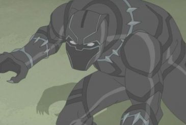 Black Panther: the first trailer of the new animated series Marvel