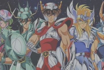 Saint Seiya Knights of the Zodiac drawn by Mamoru Yokota