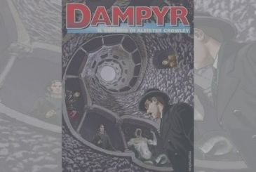 Dampyr 222 - The Suicide of Aleister Crowley | Review