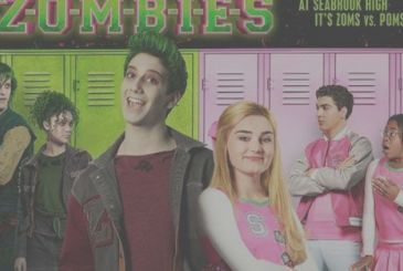 Zombies: trailer of the new Disney Channel Original Movie