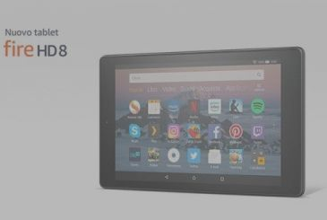 Amazon introduces the new Kindle Fire HD 8 from 99.99 euros