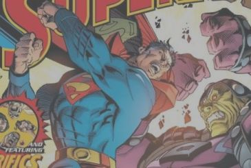 A PREVIEW of DC: Superman, King & Kubert, and Wonder Woman by Conner & Palmiotti