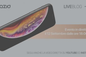 Apple event: Here's how to follow him on the 12th of September live on iSpazio (LIVEBlog + YouTube + Instagram)