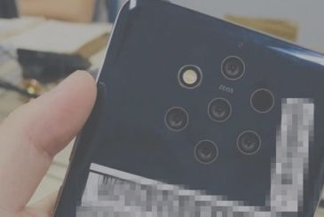 Nokia back to talk of himself with the Nokia 10: the smartphone with 5 cameras!