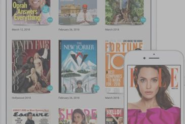 Apple meets the most important newspapers USE to add content on a Texture