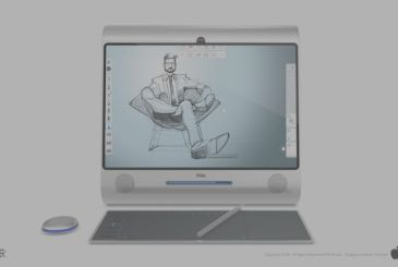 IMac G3: after 20 years since its launch, a designer brought him back to life with a new Concept of ultra-modern