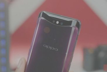 Oppo Find X available in Italy