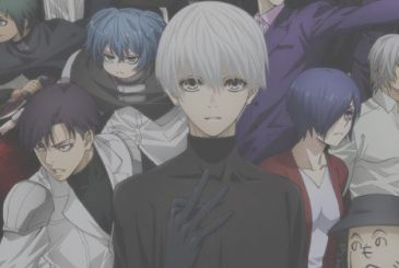 Tokyo Ghoul:re, the new sequences of the final chapter of the anime