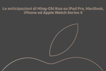Kuo anticipates everything: iPad Pro 2018 with USB-C, MacBook 2018 with Touch ID, and more