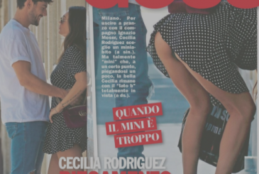 Cecilia Rodriguez, Belen, accident, hot, dress you up: the detail-embarrassing – PHOTOS