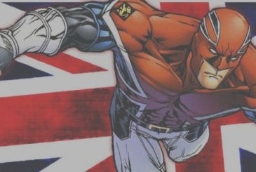 Captain Britain: with Guy Ritchie at work on the film?