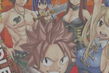 Fairy Tail, only a single volume for the sequel to 100 Years Quest?