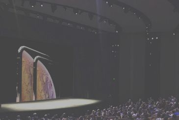 The Apple event today will be available live on Twitter