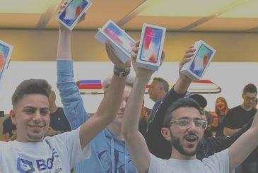 IPhone X exceeds 60 million units sold before the presentation of the iPhone Xs