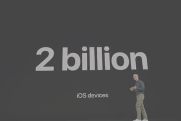 Apple about to reach 2 billion devices that use iOS