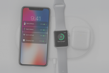 Removed all references to AirPower from the Apple website