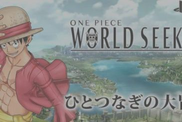 One Piece – World Seeker: the Oda has created two new characters for the game