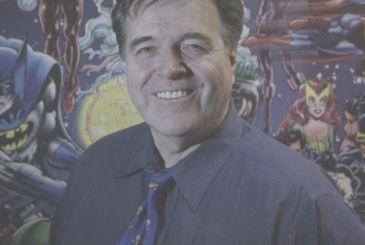 Neal Adams guest at Lucca Comics and Games 2018