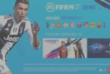 FIFA 19: demo may arrive already at 16?