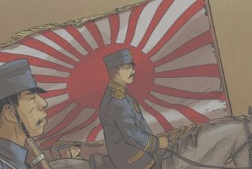 PREVIEW Mondadori Comics: The emperor Meiji