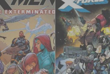 Marvel – X-Men: after Exterminated returns the X-Force