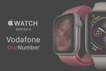 Vodafone officially OneNumber, the service is required to use Apple Watch Series 4 Cellular in Italy