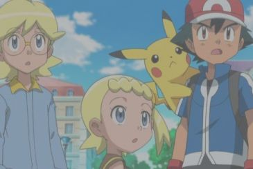 Pokémon: new episodes for the anime the Sun and the Moon