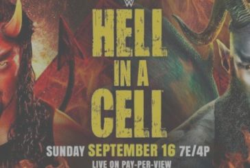 WWE Hell in a Cell: the match of the Pay-Per-View