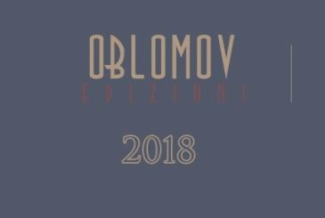 Oblomov Editions: the outputs of October 2018