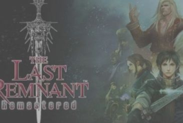 The Last Remnant Remastered: the release date for the west