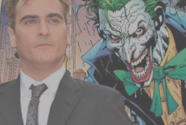 Joker: first look at Joaquin Phoenix