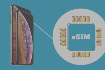 New iPhone with support for the eSIM: many will follow the example of Apple