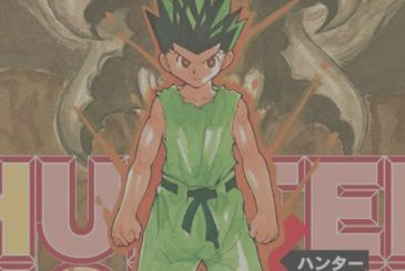 Hunter x Hunter, one look at the cover of volume 36