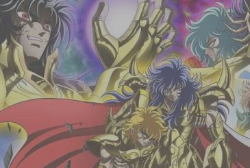 Saint Seiya – Saintia Sho, return three voice actors historians of the Knights of Gold
