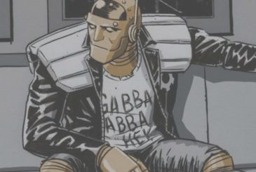 Doom Patrol: first look at the Robotman, there will also be Silas Stone