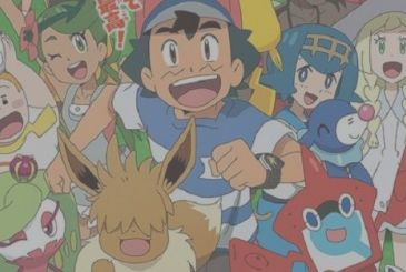 Pokemon Sun & Moon: a new rival for Ash in the new season