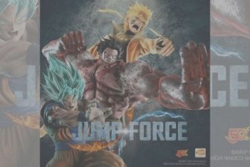 JUMP FORCE: trailer, date, and details on the output with new characters