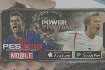 PES 2019, coming in December for iOS devices and more simulation than ever
