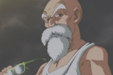 Dragon Ball Super: the new skill of Master Roshi is similar to the Ultra Instinct