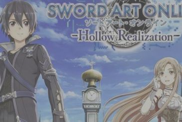 Sword Art Online, games Hollow Realization, and Fatal Bullet to be announced for the Switch