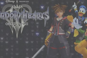 Kingdom Hearts III: the new clip with Aqua and Sora, and updates on the saga