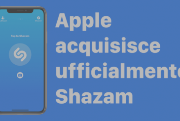 Apple formalizes the acquisition of Shazam