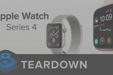 IFixit disassembles the Apple Watch Series 4 and he is impressed! [Video]