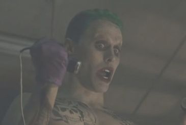Suicide Squad: the director admits he had dared too much with the Joker