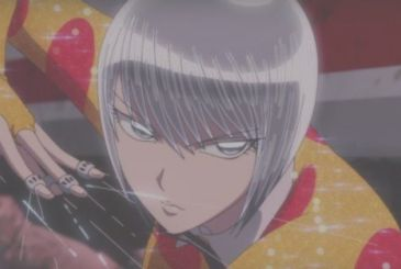 Karakuri Circus, new sequences of video for the animated series
