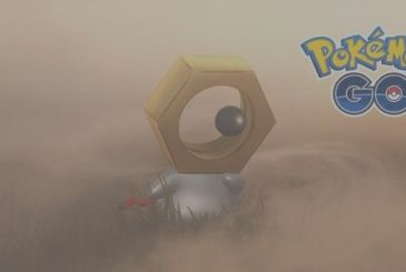 Pokemon GO: the new Pokemon Meltan