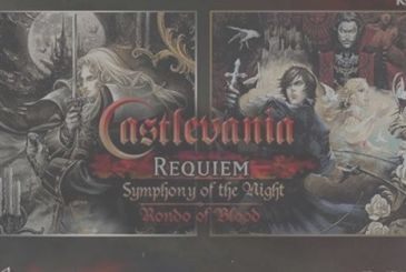 Castlevania Requiem: Symphony of the Night and Rondo of Blood arriving on the PS4