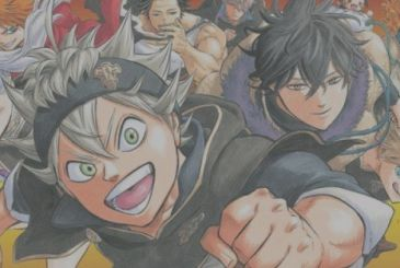 Black Clover: the author would like to last as much as Naruto or One Piece