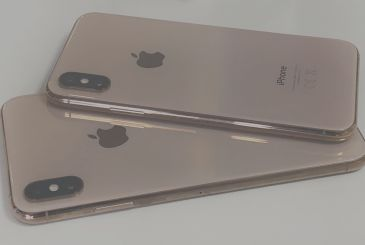 IPhone XS Max includes the feature Display Zoom with the Plus models, but the differences are minimal