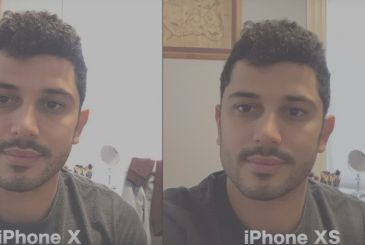 Apple confirms the effect of Beauty in the selfie. Will be fixed with an update